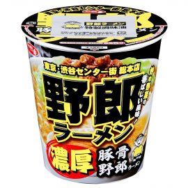 野郎ラーメンカップ麺