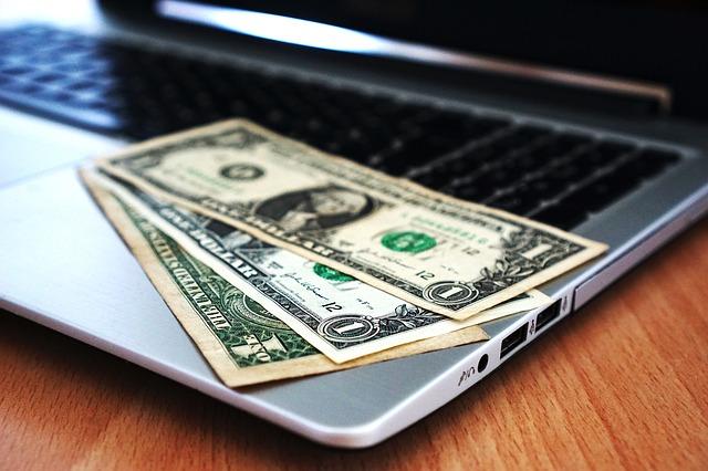 お金 通販 安い イメージ