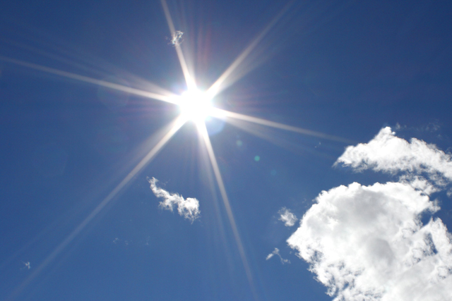日差し イメージ 画像