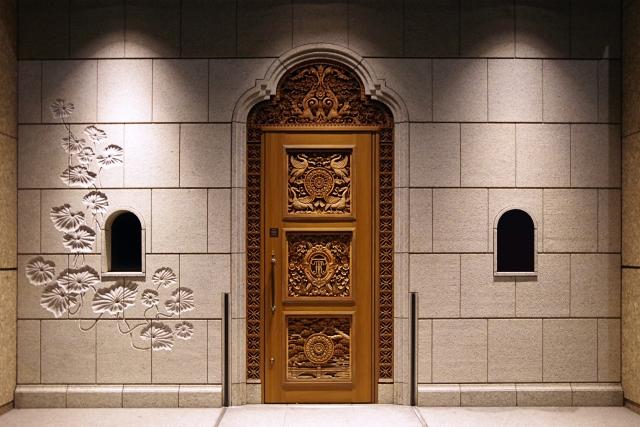玄関 入口 インテリア