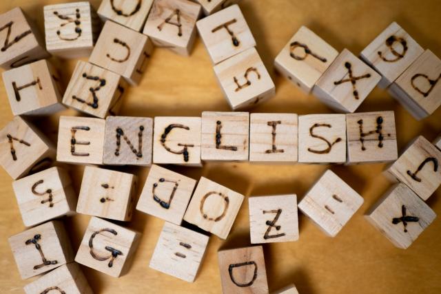 英語 言語 言葉
