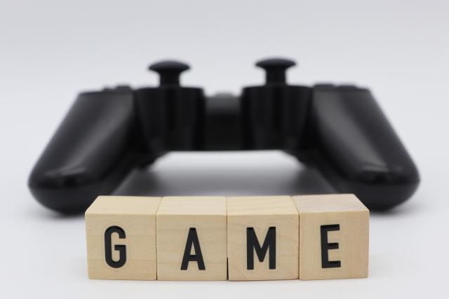 ゲーム コントローラー イメージ